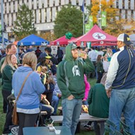 Spartans, Wolverines can celebrate the Big Game at downtown Detroit tailgate