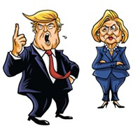 Shitshow No. 3: Where to watch tonight's presidential debate in Detroit