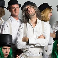 Just announced: The Flaming Lips play the Royal Oak Music Theatre in March