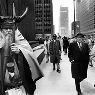 Celebrate the music of Moondog, tonight at Trinosophes