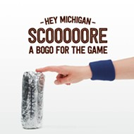 Michigan fans: Wear your favorite maize and blue gear, score free Chipotle