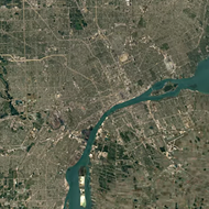 Ultimate time lapse: You can see 32 years in metro Detroit pass by in three seconds