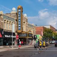 Ann Arbor launches pilot program to allow businesses to convert parking spots into patio space
