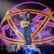 You can catch a Garth Brooks concert at a metro Detroit drive-in... for $100 a car