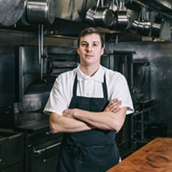 Side Dish: Forest chef Nick Janutol wins big this year