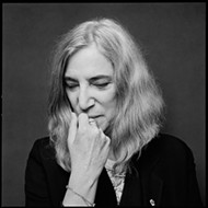 Holy shit: Patti Smith just announced for March at Royal Oak Music Theatre
