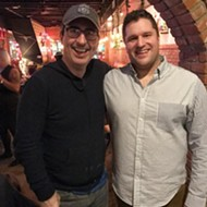 John Oliver makes this Corktown restaurant owner's night when he shows up unexpectedly