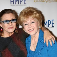 Tonight: Redford Theatre honors Debbie Reynolds and Carrie Fisher