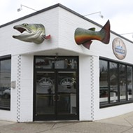 Huron Room departs from all-Michigan, fish 'n chips focus, revamps menu