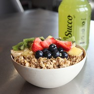 Review: Suburban health food store Café Succo delights taste buds
