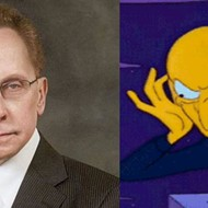 10 things Warren mayor Jim Fouts  looks like