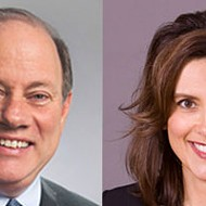 Spotted: Mayor Duggan dines with gubernatorial candidate Gretchen Whitmer