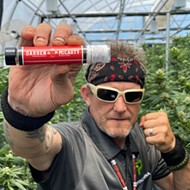 Former Detroit Red Wing Darren McCarty has entered the marijuana game with 'Pucker Up' pre-rolls