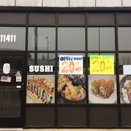 Fat Salmon Sushi opens in Hamtramck