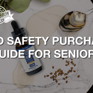 CBD Safety Purchase Guide for Seniors