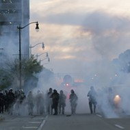 Detroit police corporal charged with assaulting 3 photojournalists with rubber pellets during protest