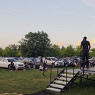 WDET takes stand-up comedy outside with fundraiser at Canterbury Village drive-in