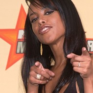Message attributed to Aaliyah's estate says talks are underway to re-release her music 'in the near future'