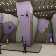 An indoor climbing gym is headed to Detroit's Eastern Market later this year