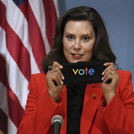 Whitmer says she and her family get attacked every time Trump mentions her