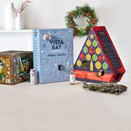 Metro Detroit Aldi grocery stores will offer several boozy advent calendars the day after the election