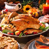 The CDC says you can still celebrate Thanksgiving, but be prepared to take the turkey outside