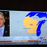 Fox News mistakes Michigan's U.P. for Canada, because apparently maps are hard