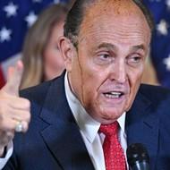 Giuliani to bring baseless conspiracy theories to Michigan legislature hearing on election