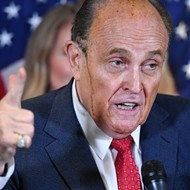 Rudy Giuliani humiliated himself in Michigan (for $20,000 a day, allegedly)
