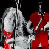 White Stripes release psychedelic video for first-ever single, more than 20 years later