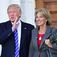 Betsy DeVos resigns just as talks of removing Trump via the 25th Amendment gain serious traction