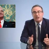 John Oliver blasts Sen. Shirkey's insurrection remarks