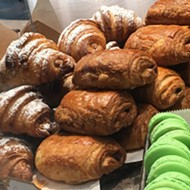 Promenade Artisan Foods is now serving pastries in Detroit's Fisher Building