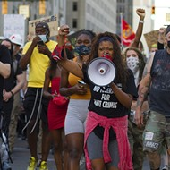 Judge dismisses Detroit's controversial countersuit against anti-police brutality protesters