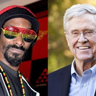 Koch-backed group joins effort to legalize weed after Zoom call with Snoop Dogg