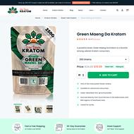 Green Maeng Da Kratom – Effects, Dosage, and BEST Source