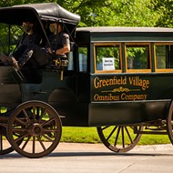 Dearborn's Greenfield Village reopens with pandemic precautions