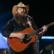 Chris Stapleton announces a pair of dates at DTE Energy Music Theatre after 'Album of the Year' win