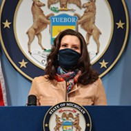 Whitmer traveled out of state to visit sick father amid pandemic