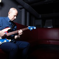 MC5's Wayne Kramer teams up with local coffee roasters and L.A.-based nonprofit to bring music programming to Michigan prisons