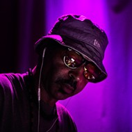 Renowned DJ Moodymann will perform in Detroit this weekend