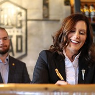 Whitmer signs drinks to-go into law, tax drop on to-go cocktails