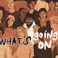 Motown releases new video for Marvin Gaye's 'What's Going On'