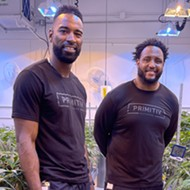 Former Detroit Lions Calvin Johnson and Rob Sims are ready to hit the cannabis industry