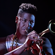 Award winning trumpeter Christian Scott aTunde Adjuah will bring the Big Easy to the Aretha