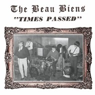 Happenings 50 years ago: the Beau Biens' moody psych-garage 45