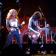The music of Led Zeppelin will get the symphony treatment at Detroit's Music Hall