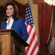 Whitmer urges state lawmakers to repeal Michigan's 1931 law banning abortion