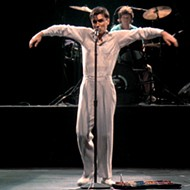 Revisit David Byrne's 'big suit' with screening of 'Stop Making Sense' at Ann Arbor's Michigan Theater