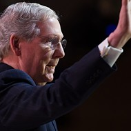 Mitch McConnell is playing chicken with the global economy because he expects Democrats to blink